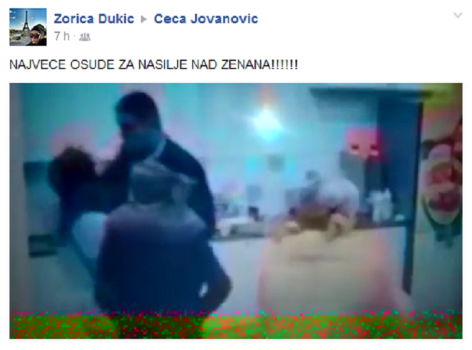"""NASILJE U """"SNAJKAMA""""! (VIDEO)"""