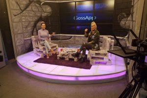 Milica Dabović zaprosila Mariju Lazić i otkrila da piše knjigu!