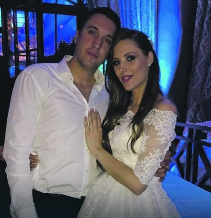 Jelena Janković oženila brata! (VIDEO)