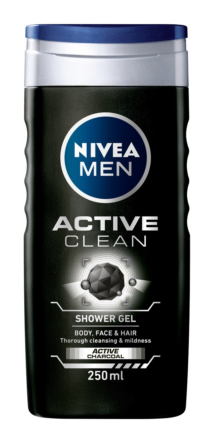 NIVEA MEN Active clean - za aktivnog muškarca