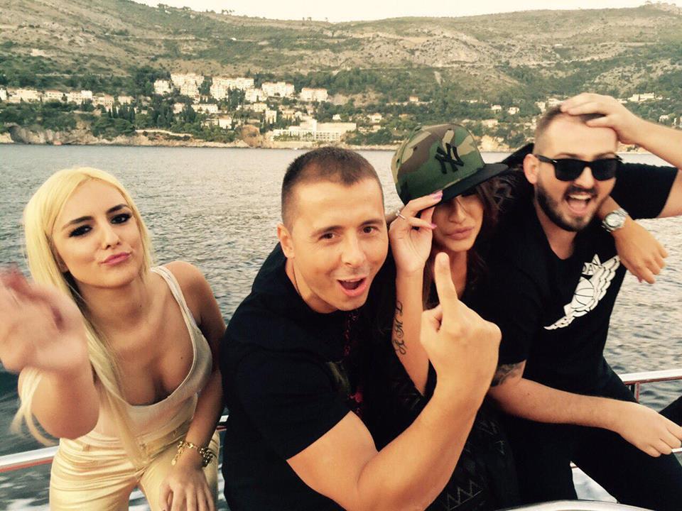 """Nemanja Staletović:"""" Nastupaću sa momcima sa kojima sam snimio pesmu """"!"""
