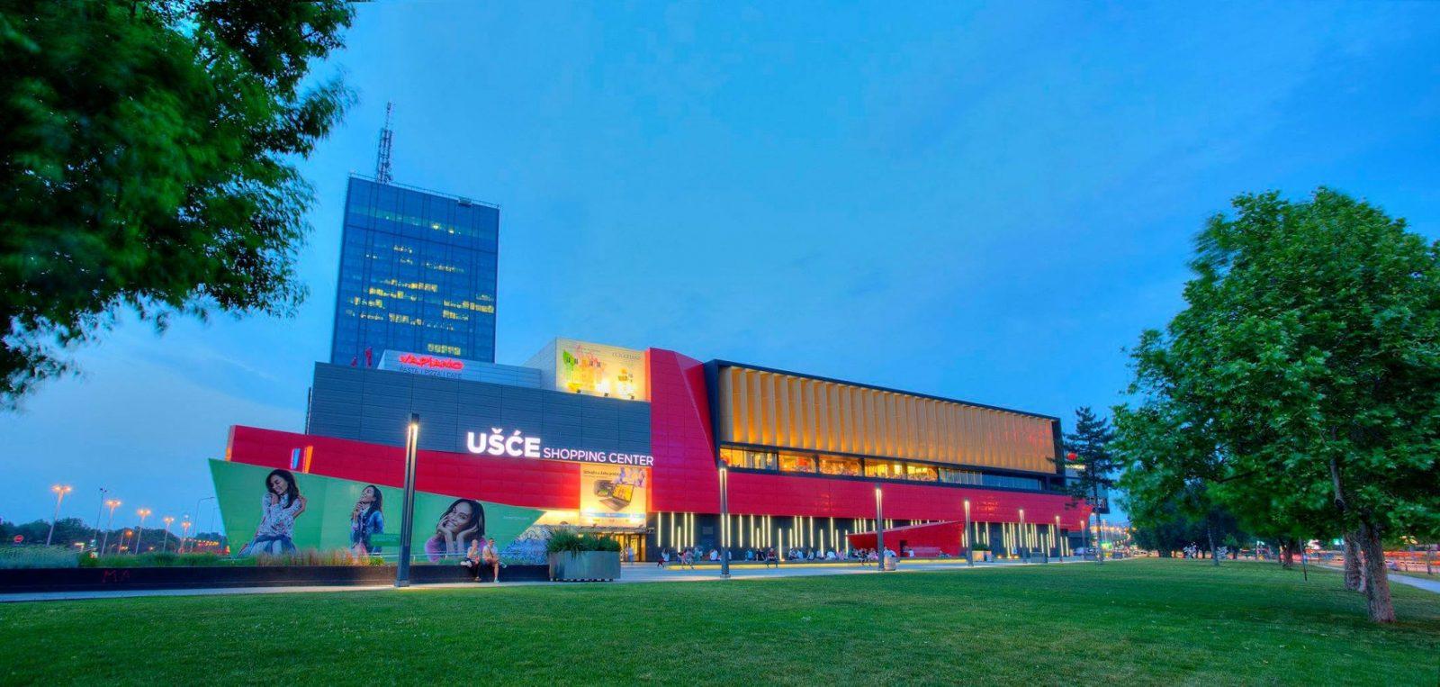 Velika nagradna igra UŠĆE Shopping Centra
