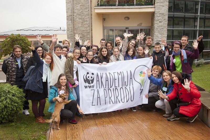Prvi ciklus WWF akademije za prirodu otpočeo u Petnici