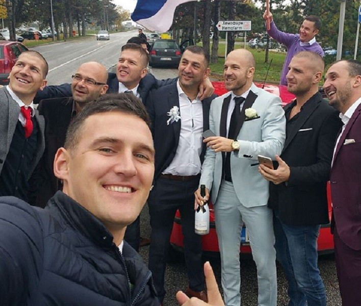 Oženio se Bane Janković!
