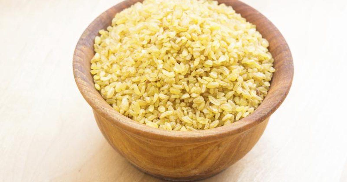 Bulgur: Savršena dijetalna namirnica i bogat izvor minerala, vlakana i proteina!