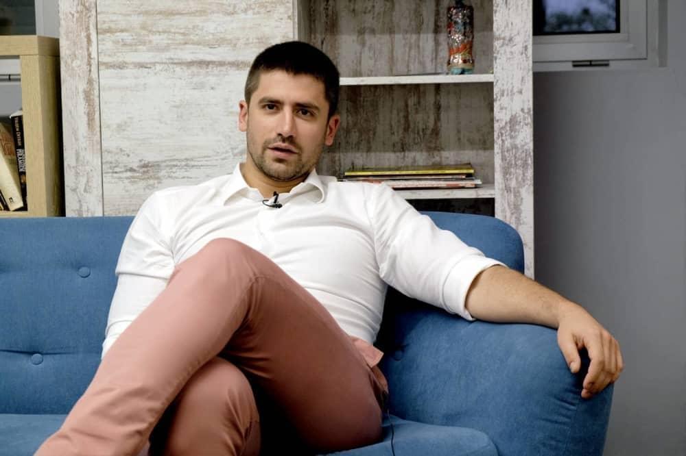 "Nikola Rađen gost ""Exkluziva"": Ne znam ko je Branka Sovrlić"