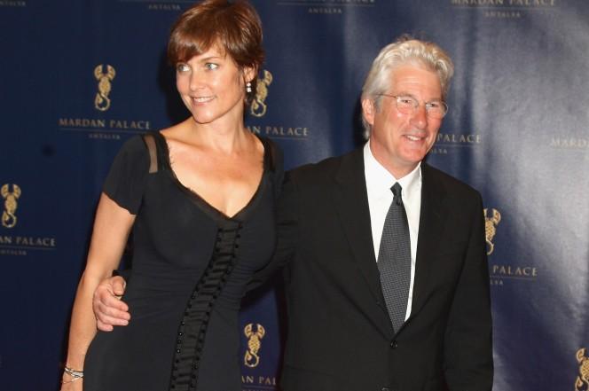 Richard Gere i Carey Lowelly - Razvod težak 120 miliona dolara!