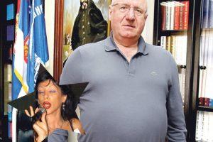 Šešelj brani Vendi na sudu, nedozvoljava da joj zaplene imovinu!!!