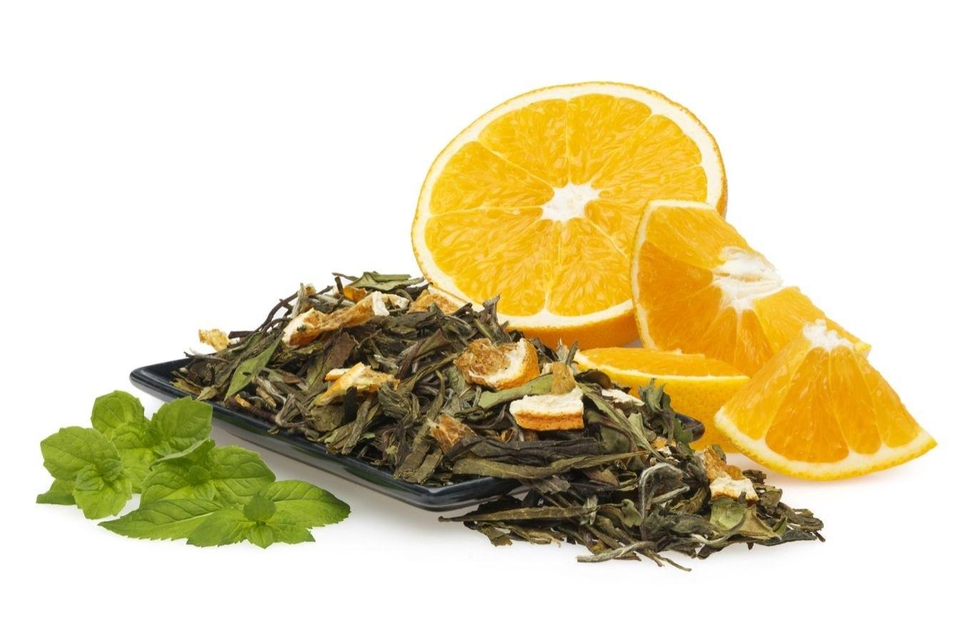 Zeleni čaj sa pomorandžom potiče gubitak kilograma! (Recept)