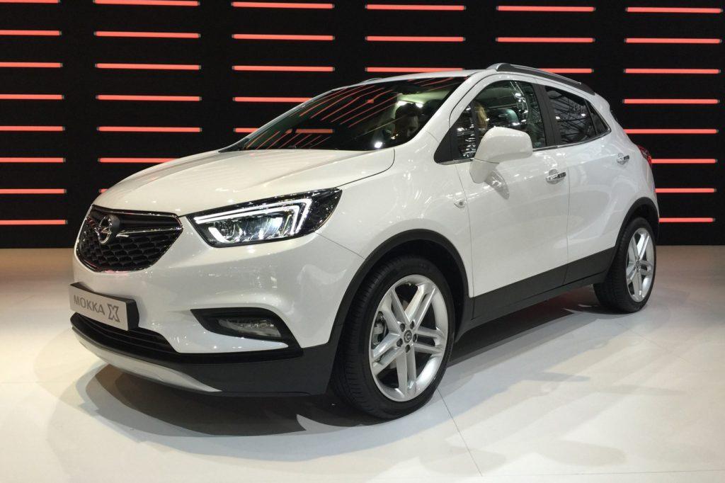 Opel je novi krosover model nazvao Crossland X