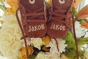 Seka Aleksić i Veljko Piljkić krstili sina Jakova u tajnosti nekoliko dana po rođenju!