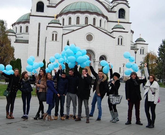 Svetski dan dijabetesa - Mladi podizali svest o šećernoj bolesti!
