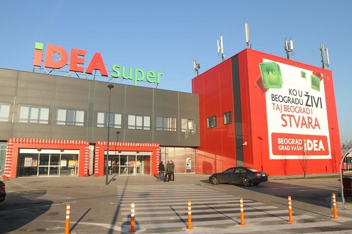 PONOVO NA STAROM MESTU! Otvorena IDEA super prodavnica na Bežanijskoj kosi