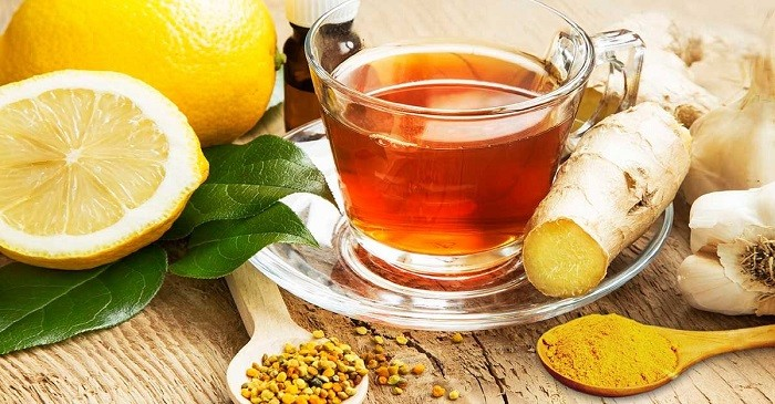 Čaj od đumbira i kurkume koji liječi!