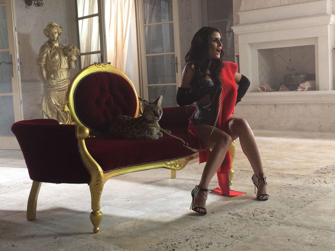 Dijana Janković snimala spot u Majamiju u luksuznoj vili od 15 000 000 dolara