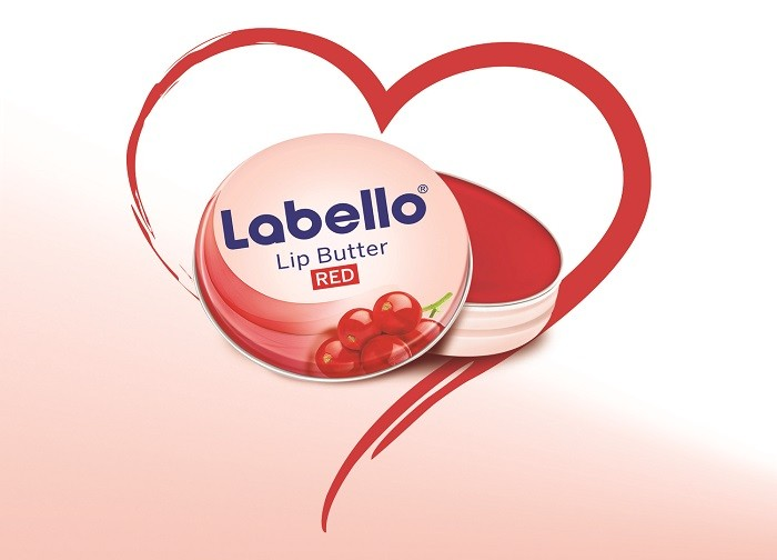 NOVO! Labello Lip Butter sa zavodljivom aromom crvene ribizle!