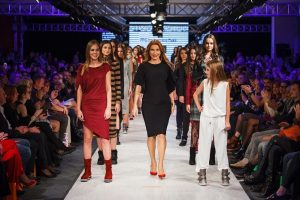 Kolekcija Snežane Dakić na Srbija Fashion week - u