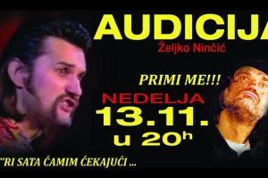 """Ćet'ri sata ćamim ćekajući - Legendarna """"Audicija"""" u nedelju u Centru Sava!"""