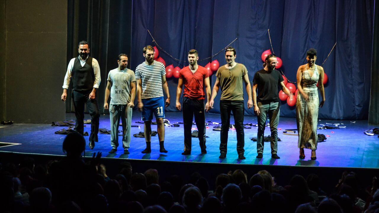 """Predstava """" Dame biraju """" sarajevskog Altteatra oduševila beogradsku publiku!"""