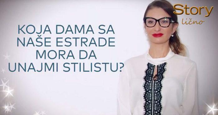 Suzana Perić: Radi Manojlović treba stilista!