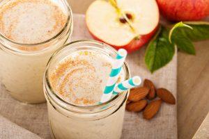 Smoothie od jabuke i badema za mršanje! (Recept)