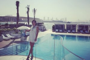 Jelena Janković praznike čeka u Dubaiju!