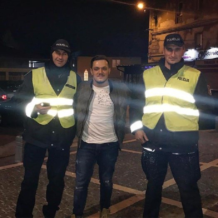 Nenada Marinkovića Gastoza zaustavila je policija!