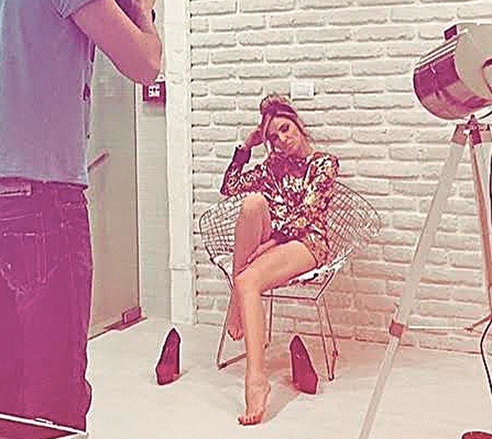 Marina Tadić postaje manekenka!