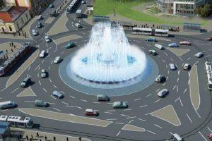 Vučić: Fontana na Slaviji medju deset najlepših u Evropi