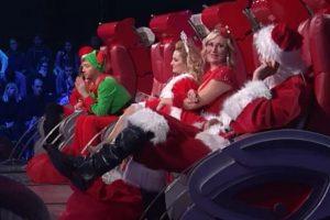 PINKOVE ZVEZDICE: U novogodišnjoj emisiji, mališani i članovi žirija su uživali, a u četvrti krug su prošli sledeći takmičari