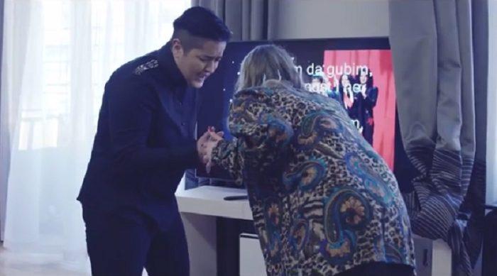 "Sa spotom za novu pesmu ""Deo prošlosti"", Marija Šerifović se pridružila ""mannequin"" izazovu! (VIDEO)"