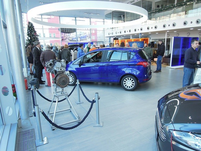 Grand Motors ostvario rekordnu prodaju Ford i Volvo automobila