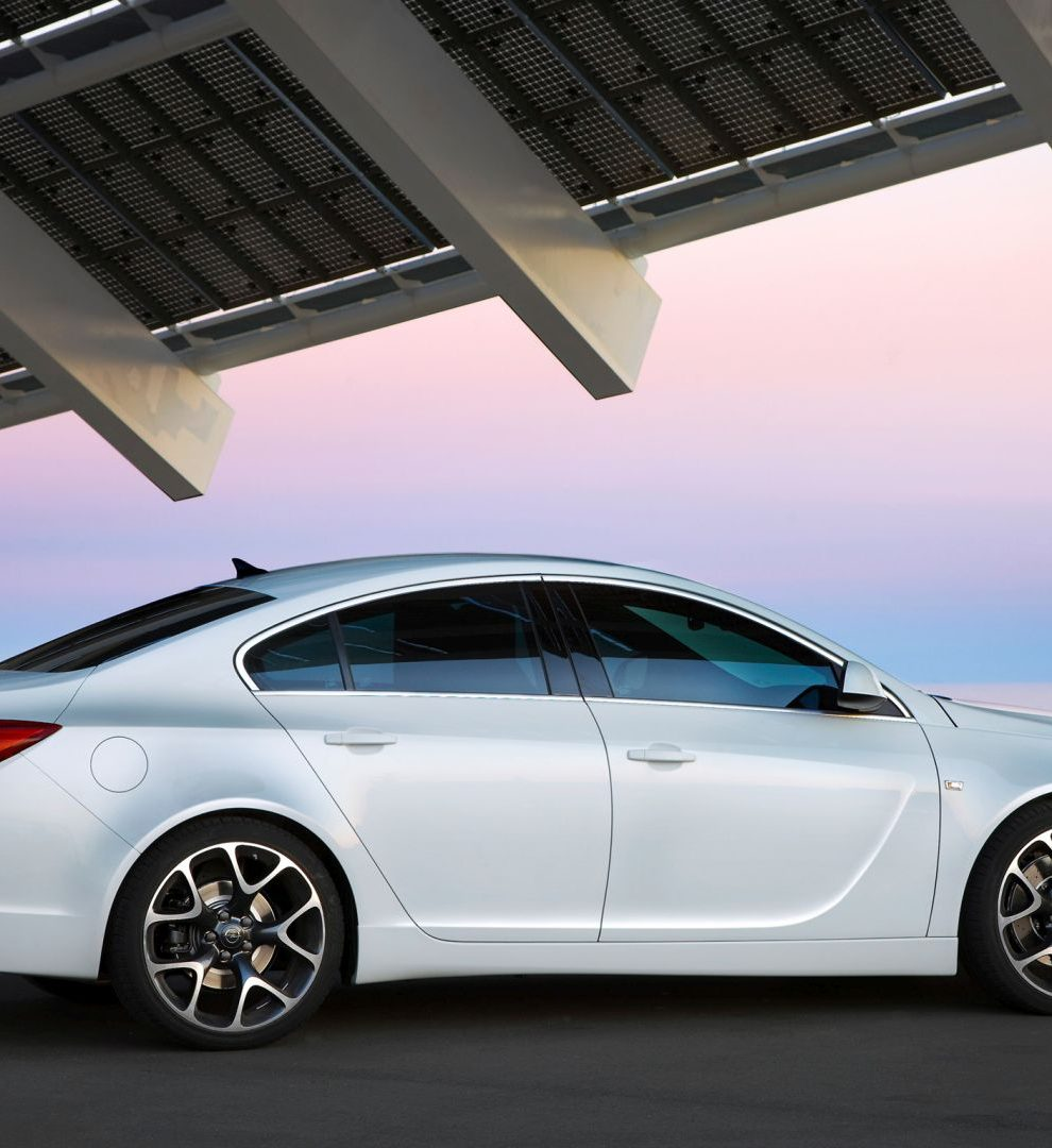 Novi Opel Insignia OPC za 2018.