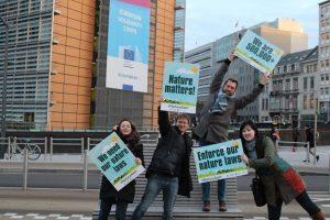Velika javna kampanja spasila evropsku prirodu!