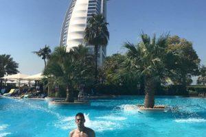 Još jedan poznati par zapalio u Dubai! Mirka Vasiljević i Vujadin Savić pobegli od hladnoće!
