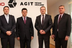 Firma AGIT 2008 - EVROPSKI STANDARDI, REGIONALNI USPESI