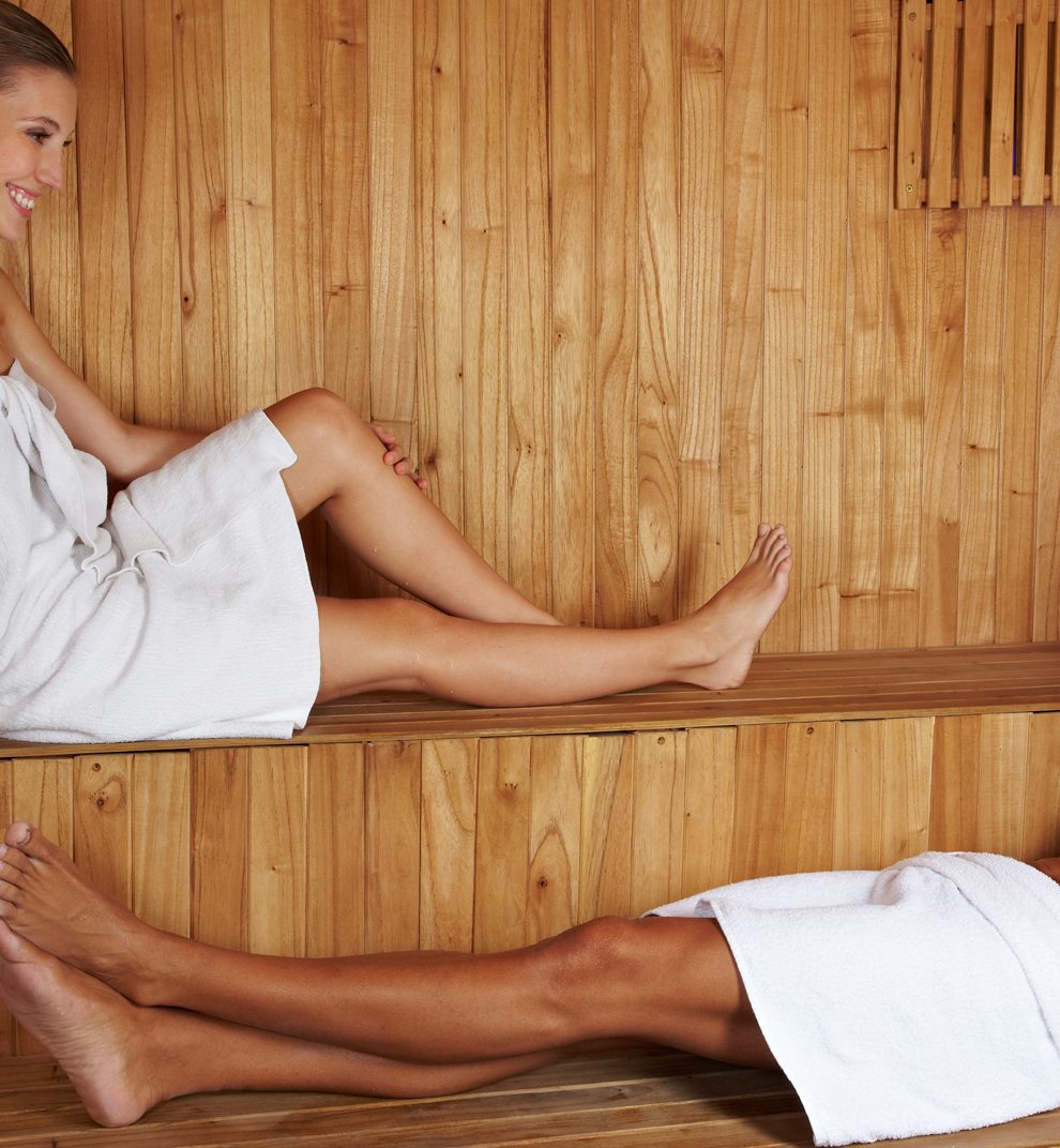 Kako pravilno koristiti saunu?