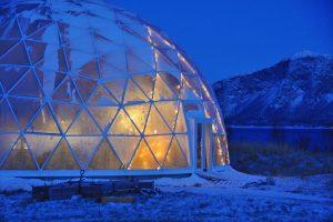 Život u arktičkom krugu kod Severnog pola