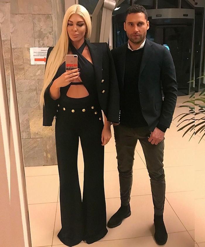 Jelena Karleuša: Niko nema muža kao što je moj!