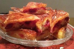 Kraljevski kolač: Baklava sa višnjama! RECEPT