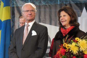 Švedska kraljica Silvija u borbi protiv duhova
