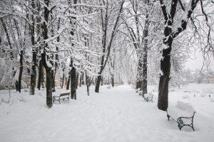 Talas ledenih temperatura u Srbiji tek stiže