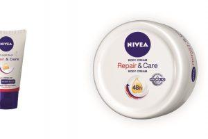 NIVEA Repair & Care -Idealna za suvu kožu tokom zime