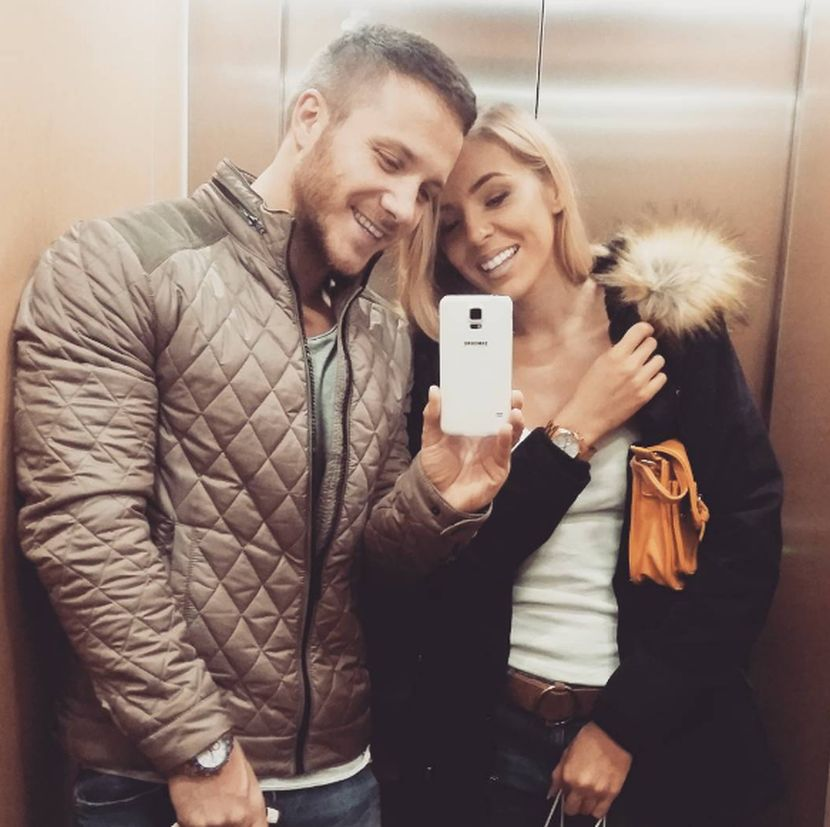 Devojka Saše Kovačevića, Jovana Jocić, i do sada je često objavljivala seksi slike na društvenim mrežama, ali ovakvu nikada! (FOTO)