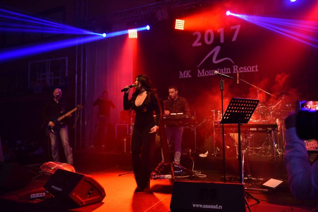 Seka Aleksić i Ćemo napravili novogodišnju žurku za pamaćenje na Kopaoniku