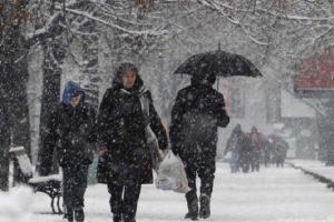 Minus ne popušta: Do kraja januara suvo i ledeno