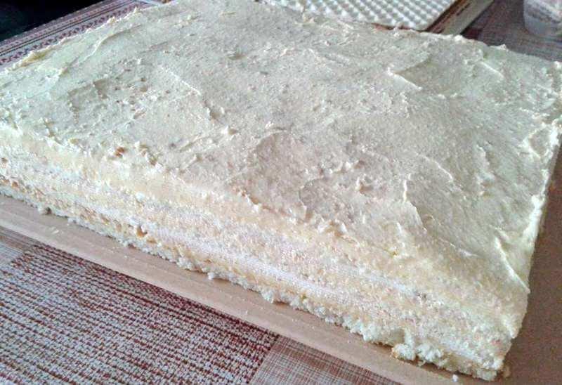 Savršena osvežavajuća torta s mangom