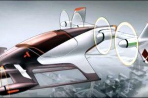 Erbas razvija leteći automobil