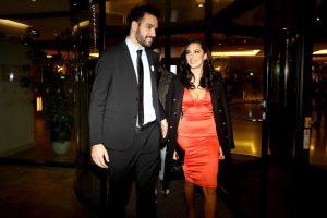 Aleksandra i Filip Živojinović već ima bračne probleme! Žestoko se raspravljali na javnom mestu