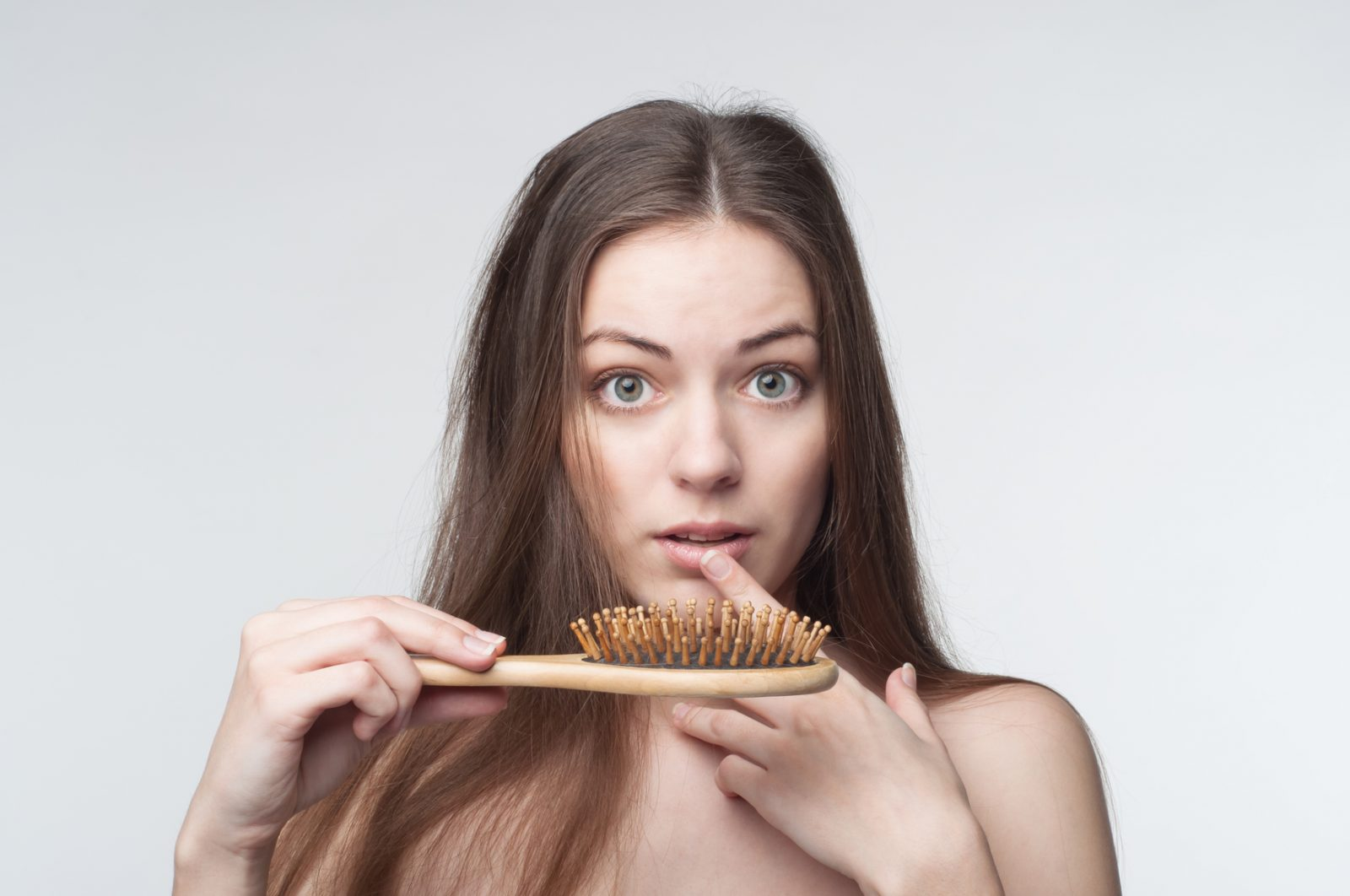 6 namirnica koje mogu smanjiti opadanje kose!